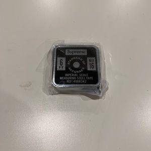 Supreme/Penco tape measure